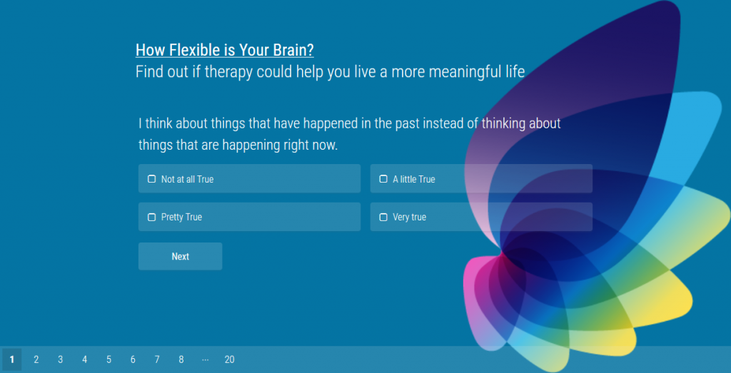 Link to Is My Brain Broken interactive quiz