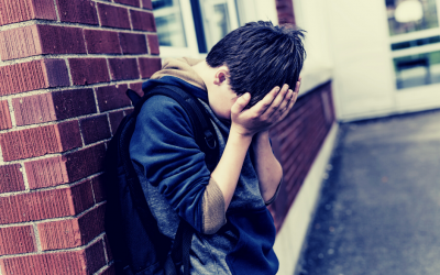 Could your child be suffering from post-traumatic stress?